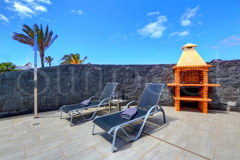 Villa mararia location canaries avec piscine for Location villa lanzarote avec piscine